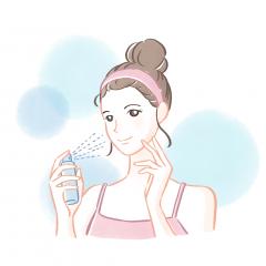 Xịt khoáng có tác dụng gì cho da trong mùa hè nóng bức?